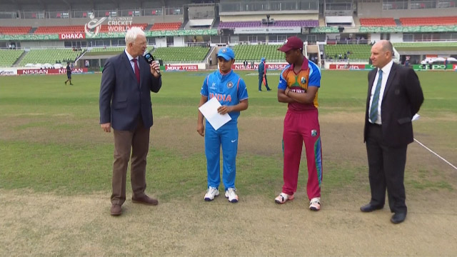 Toss, Pitch Report – IND v WI