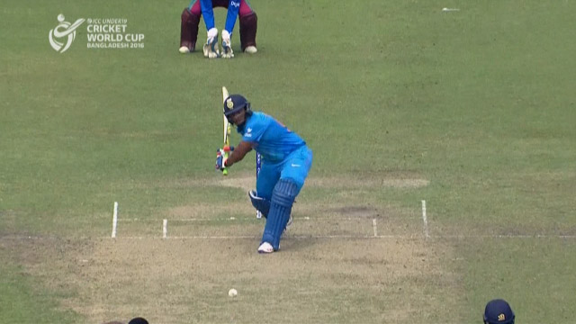 India Innings Super Shots – IND v WI