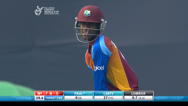 Paul Innings – IND v WI