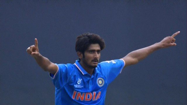 West Indies Innings Wickets – IND v WI
