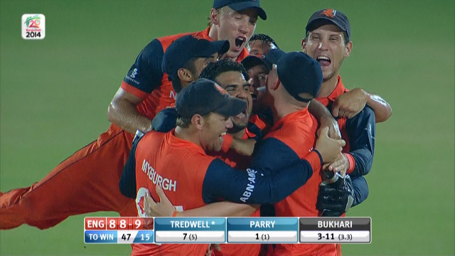 Team Netherlands ICC World Twenty20 2016 Tournament Preview and Guide - Cricket News
