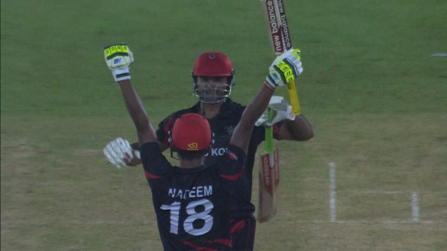 Hong Kong beat Bangladesh in huge upset