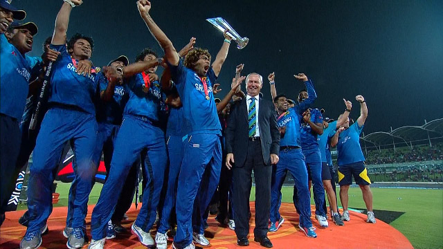 Sri Lanka's legends signing off in style winning World T20