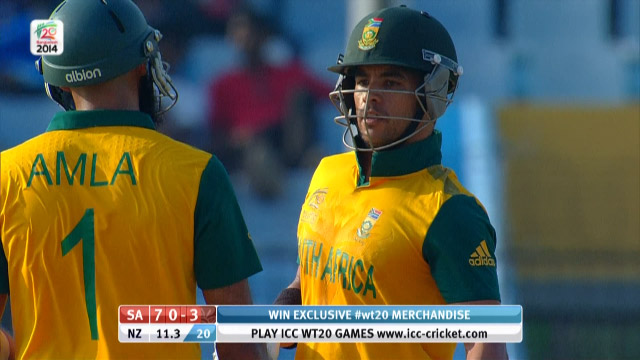 South Africa win a thriller by 2 runs v New Zealand