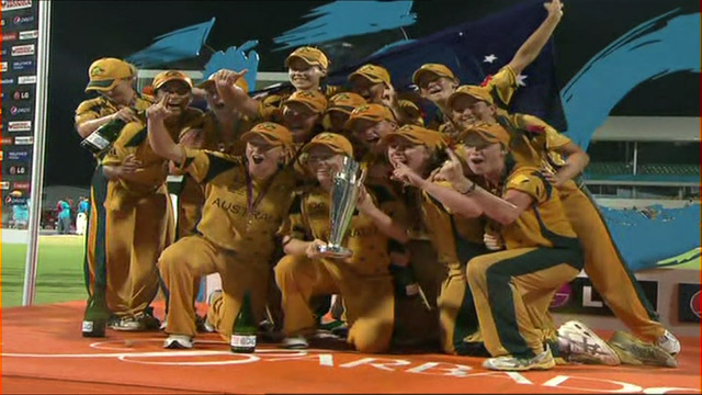Ellyse Perry's boot gives Australia Women's title