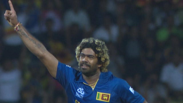 Malinga's Five knocks England out of WT20 title defence
