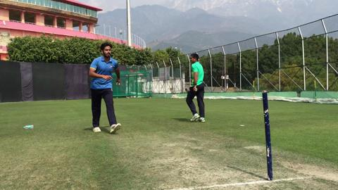 Ireland training in Dharamsala