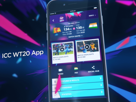 Official App ICC World Twenty20 India 2016 Available NOW!