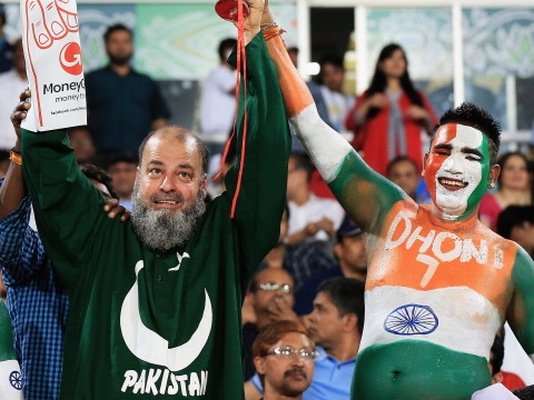 India v Pakistan, bowl-out, WT20 2007