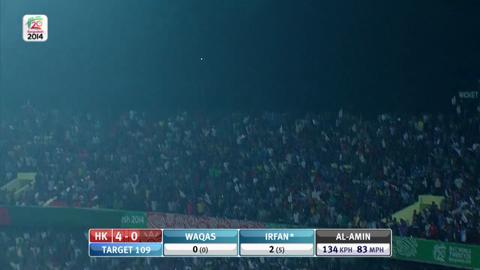 #WT20 Re-Call Hong Kong beat Bangladesh in 2014