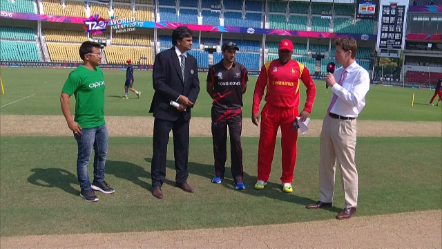 Zimbabwe v Hong Kong, ICC World T20, pitch report