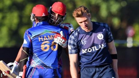 Scotland v Afghanistan, video preview, ICC World T20