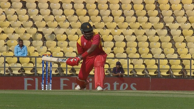 Zimbabwe Innings Super Shots – ZIM v HK