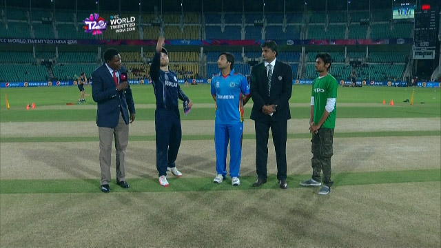 Toss, Pitch Report – SCO v AFG