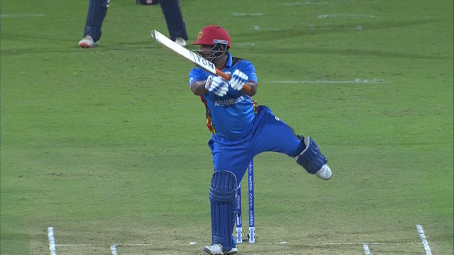 Afghanistan Innings Highlights - Sco v Afg, World T20
