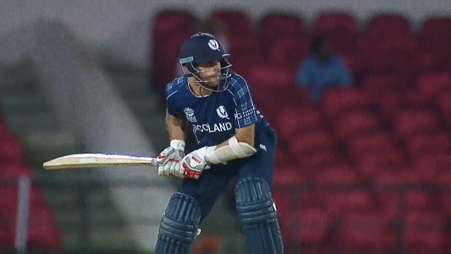 Scotland Innings Super Shots – SCO v AFG