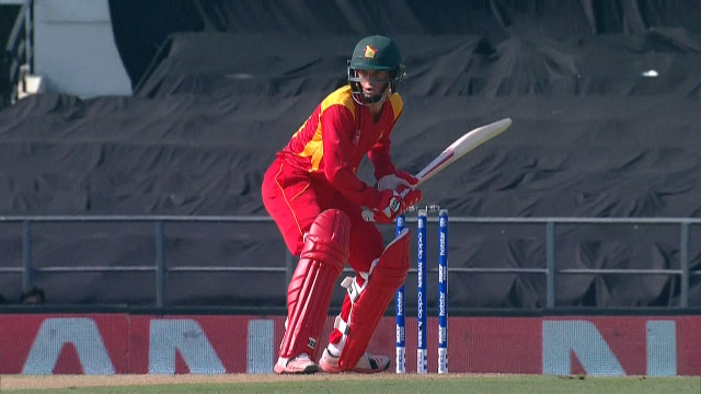 Zimbabwe Innings Super Shots – SCO v ZIM