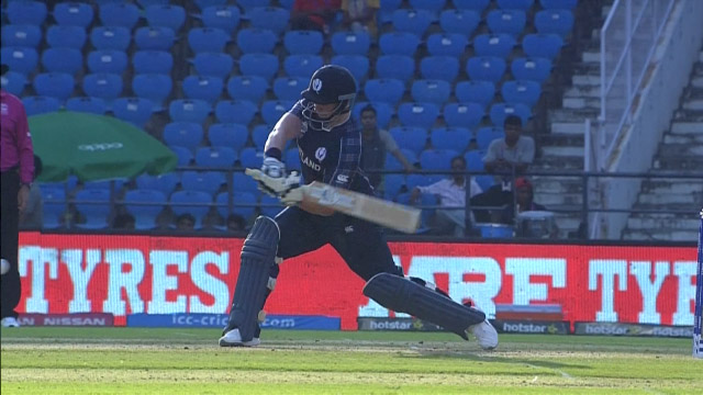 Scotland Innings Super Shots – SCO v ZIM