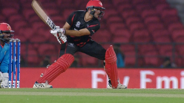 Hong Kong Innings Super Shots – HK v AFG