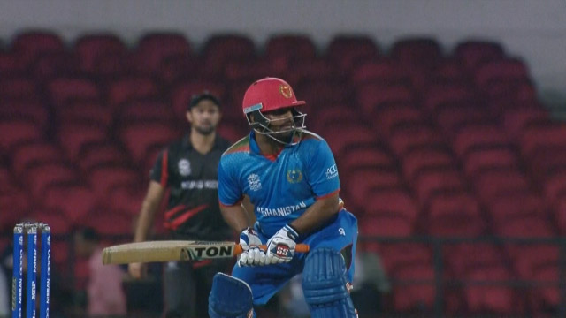 Cricket Highlights from Afghanistan Innings v Hong Kong ICC WT20 2016