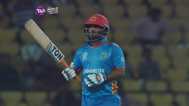 Match highlights – HK v AFG