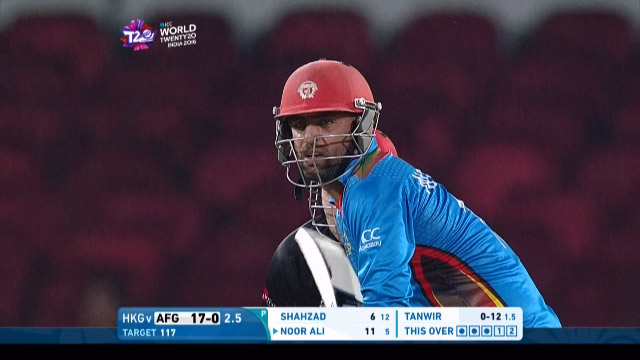 Match Hero – Noor Ali Zadran