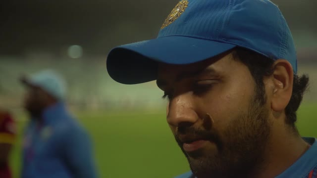 Rohit Sharma Interview after India warm-up Win