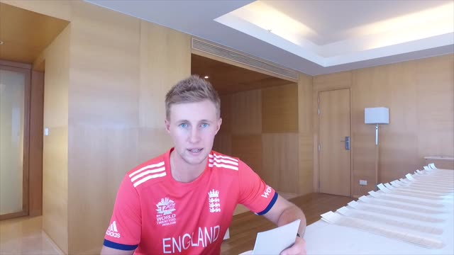 Joe Root chooses his #Super6, ICC World T20
