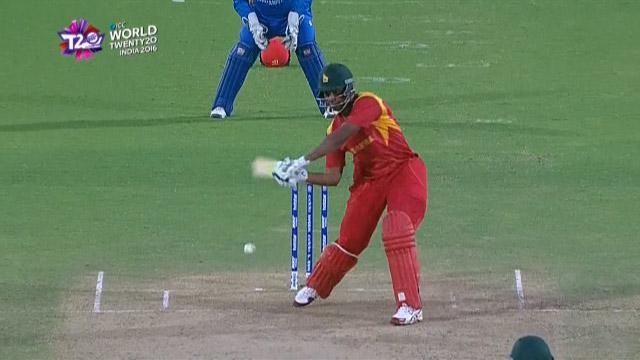 Zimbabwe Innings Highlights – ZIM v AFG