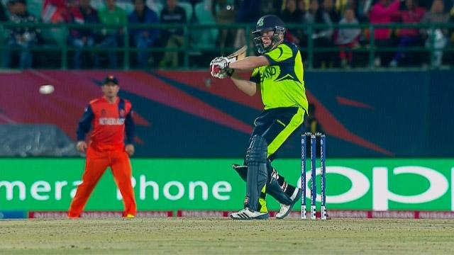 Ireland Innings Super Shots – NET v IRE