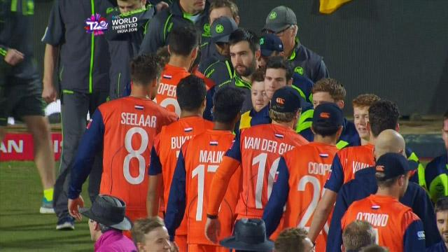 Van Meekeren four-for leads Netherlands win
