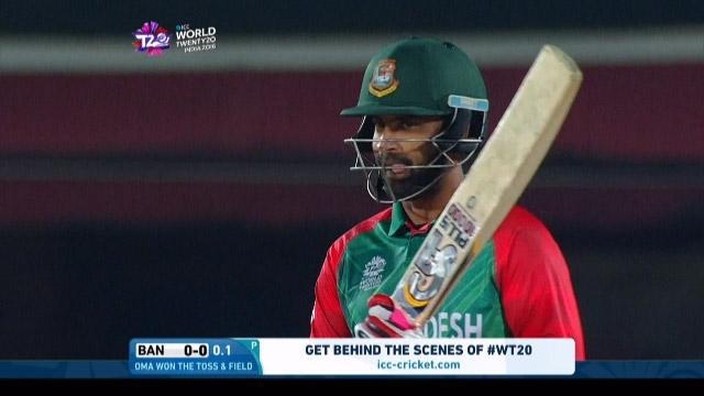 Highlights of Tamim Iqbal's ton, Ban v Oman