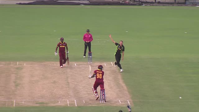 West Indies v Australia, warm-up, ICC WT20, match highlights