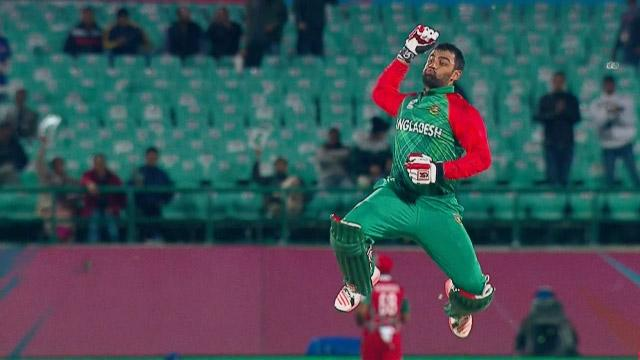 Bangladesh qualifies for Super 10 stage of ICC World Twenty20 India 2016