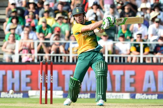 Exclusive from AB de Villiers: my five essentials in T20 cricket