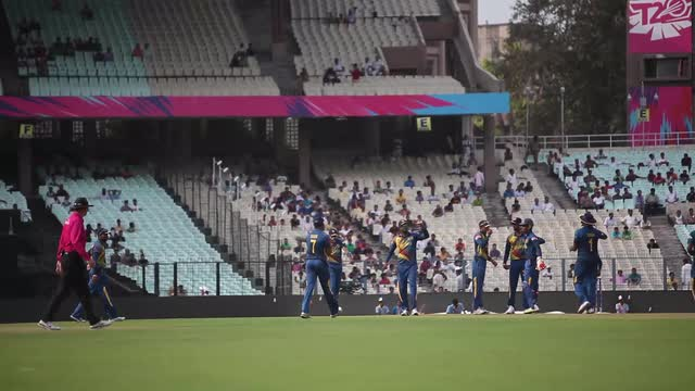Pakistan v Sri Lanka, brief highlights