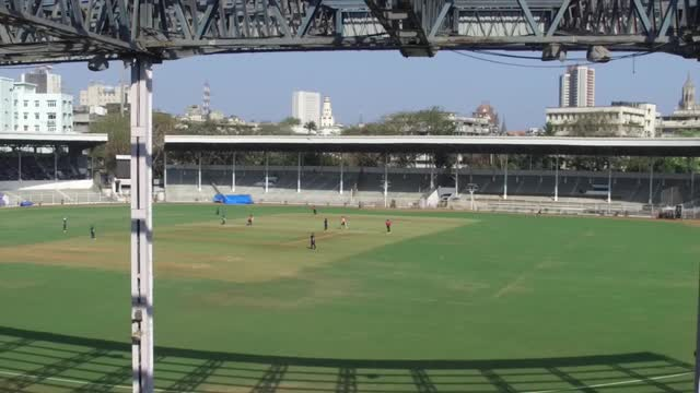 England v Mumbai CA XI, warm-up, World T20
