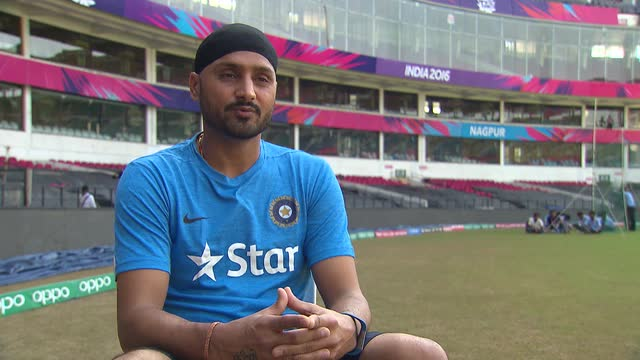Harbhajan Singh looks forward to ICC World Twenty20
