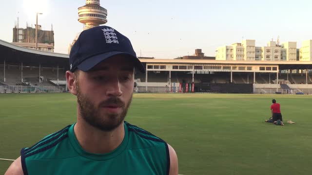 James Vince interviewed after final England warm-up