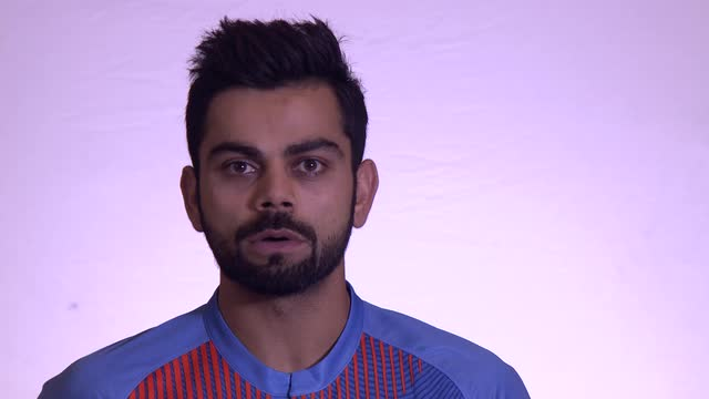 Kohli happy with favourites tag - Cricket News
