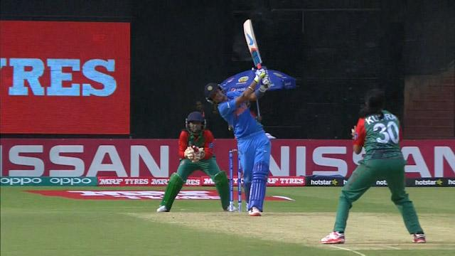 Kaur smashes opening six of Women's #WT20