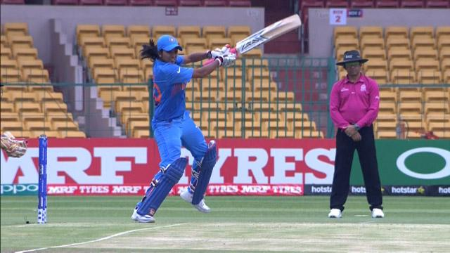 India Innings Super Shots v BAN ICC Womens WT20 2016