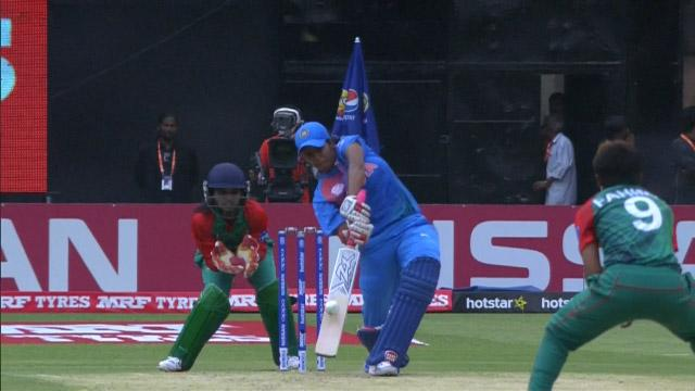 Cricket Highlights from India Innings v Bangladesh ICC Womens WT20 2016