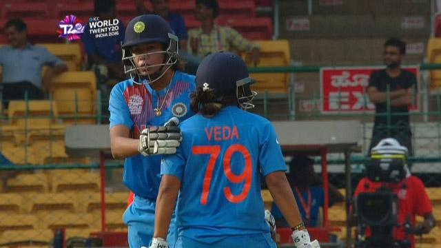 Harmanpreet leads India Women to big win
