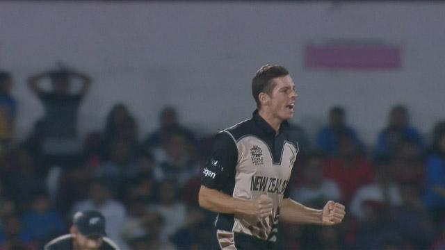 Mitchell Santner, 4-11 vs India – NZ v IND