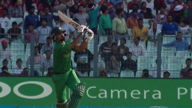 Pakistan Innings Super Shots v BAN ICC WT20 2016