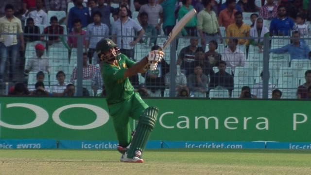 Cricket Highlights from Pakistan Innings v Bangladesh ICC WT20 2016