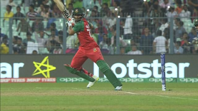 Bangladesh Innings Super Shots v PAK ICC WT20 2016