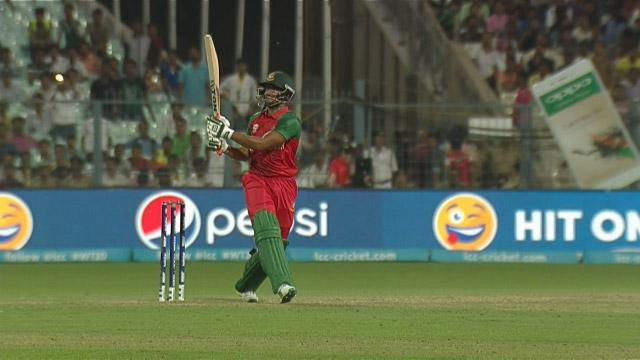 Cricket Highlights from Bangladesh Innings v Pakistan ICC WT20 2016