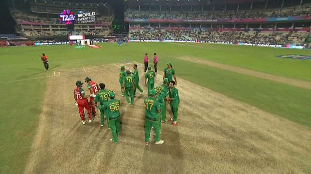 Match highlights – PAK v BAN